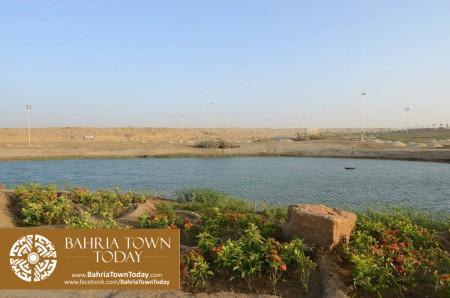 Bahria Golf City Karachi Latest Progress Update - April 2016 (1)