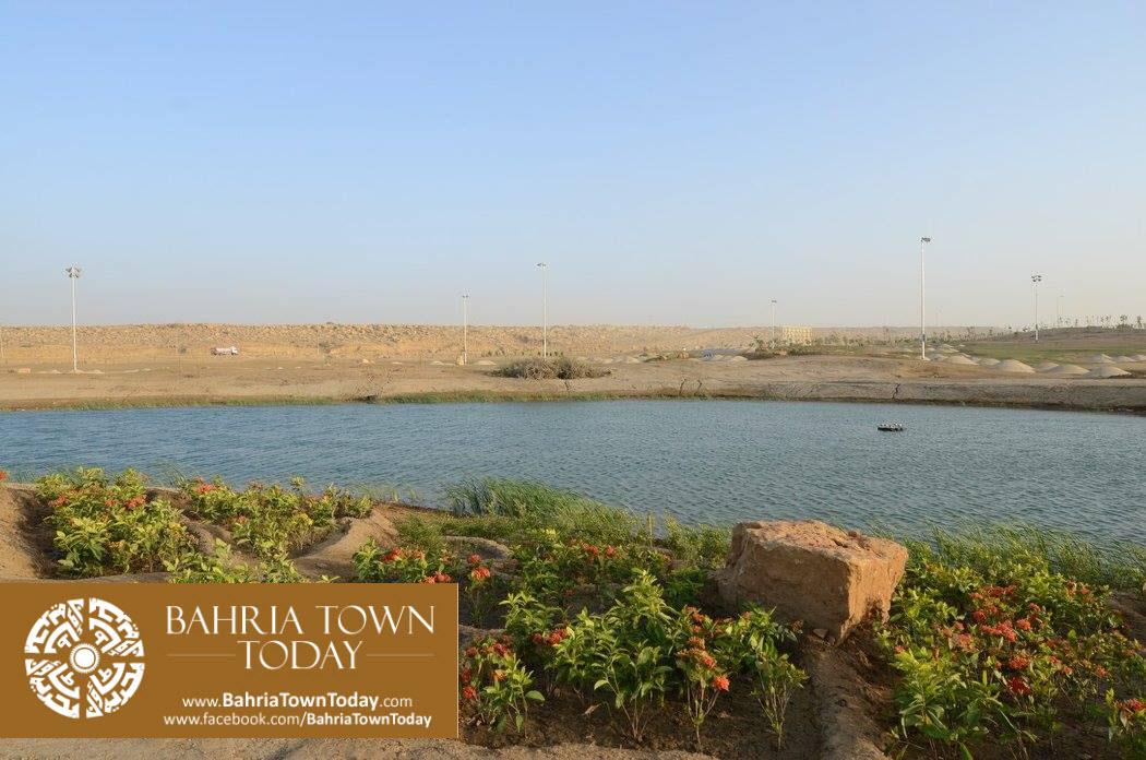 Bahria Golf City Karachi Latest Progress Update – April 2016 (1)
