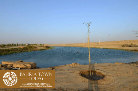 Bahria Golf City Karachi Latest Progress Update - April 2016 (11)