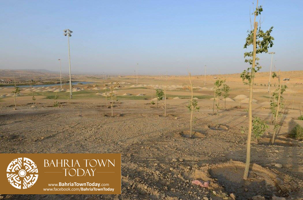 Bahria Golf City Karachi Latest Progress Update – April 2016 (2)