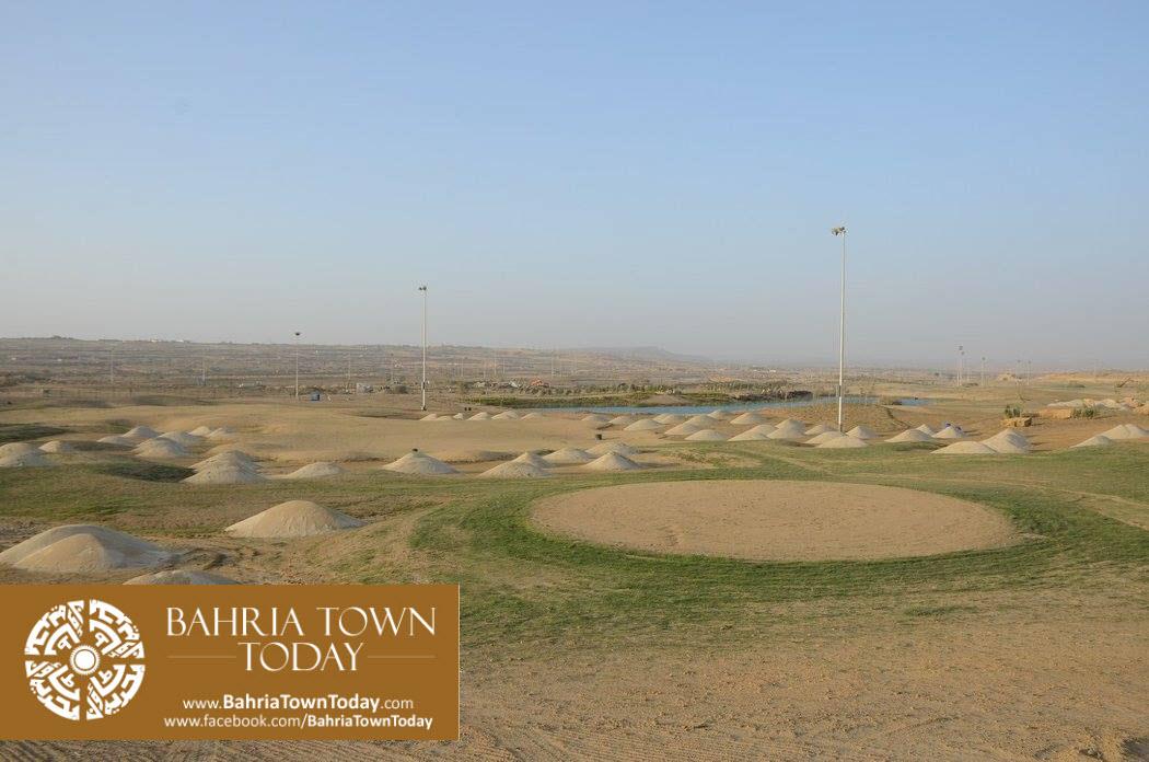 Bahria Golf City Karachi Latest Progress Update – April 2016 (3)