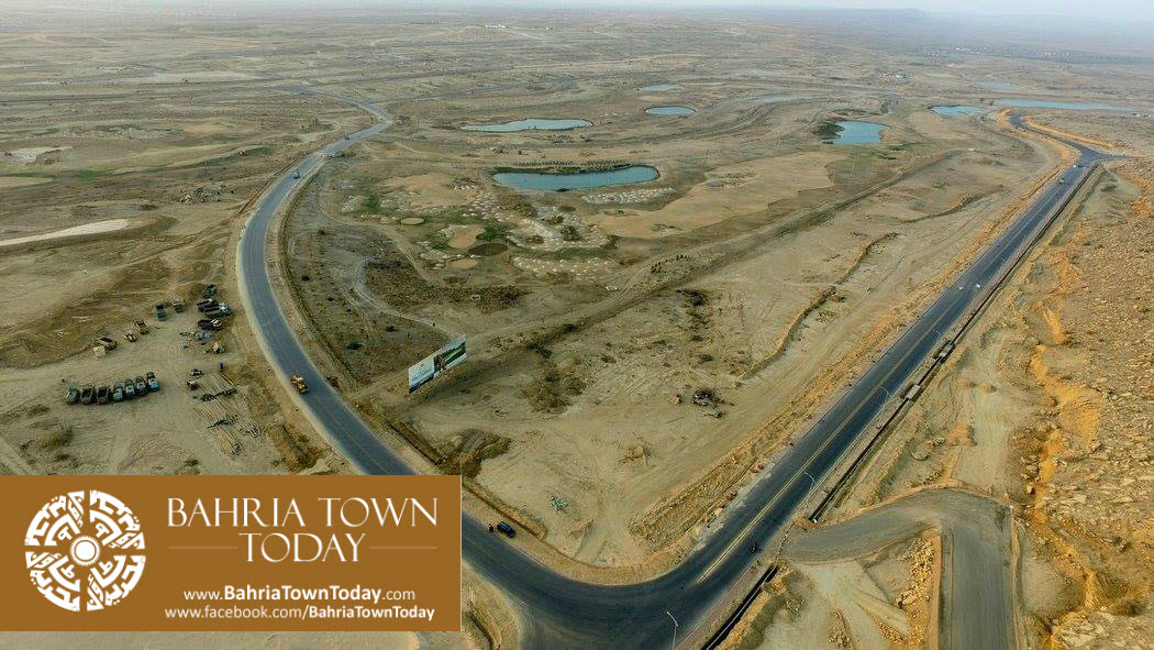 Bahria Golf City Karachi Latest Progress Update – April 2016 (4)