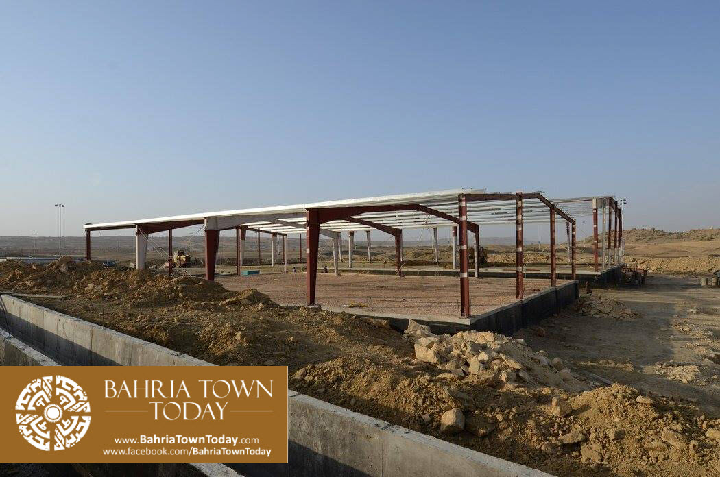 Bahria Golf City Karachi Latest Progress Update – April 2016 (7)