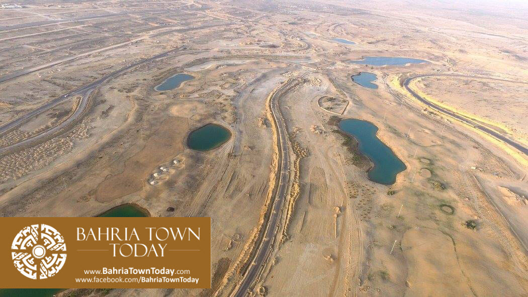 Bahria Golf City Karachi Latest Progress Update – April 2016 (8)