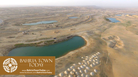 Bahria Golf City Karachi Latest Progress Update - April 2016 (9)