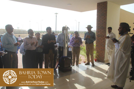 Inauguration of 'Sales & Marketing Office' of Bahria Town Karachi (15)