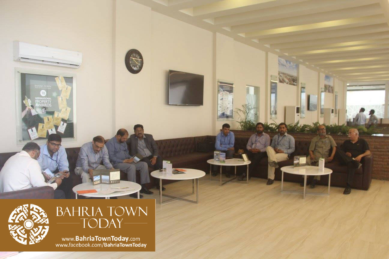 Inauguration of 'Sales & Marketing Office' of Bahria Town Karachi (3)