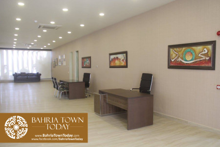Inauguration of 'Sales & Marketing Office' of Bahria Town Karachi (4)