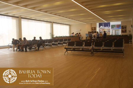 Inauguration of 'Sales & Marketing Office' of Bahria Town Karachi (7)