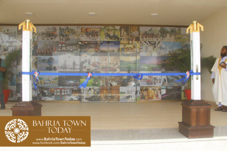 Inauguration of 'Sales & Marketing Office' of Bahria Town Karachi (9)