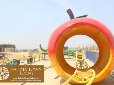 Bahria Adventura Theme Park Karachi Latest Progress Update – April 2016