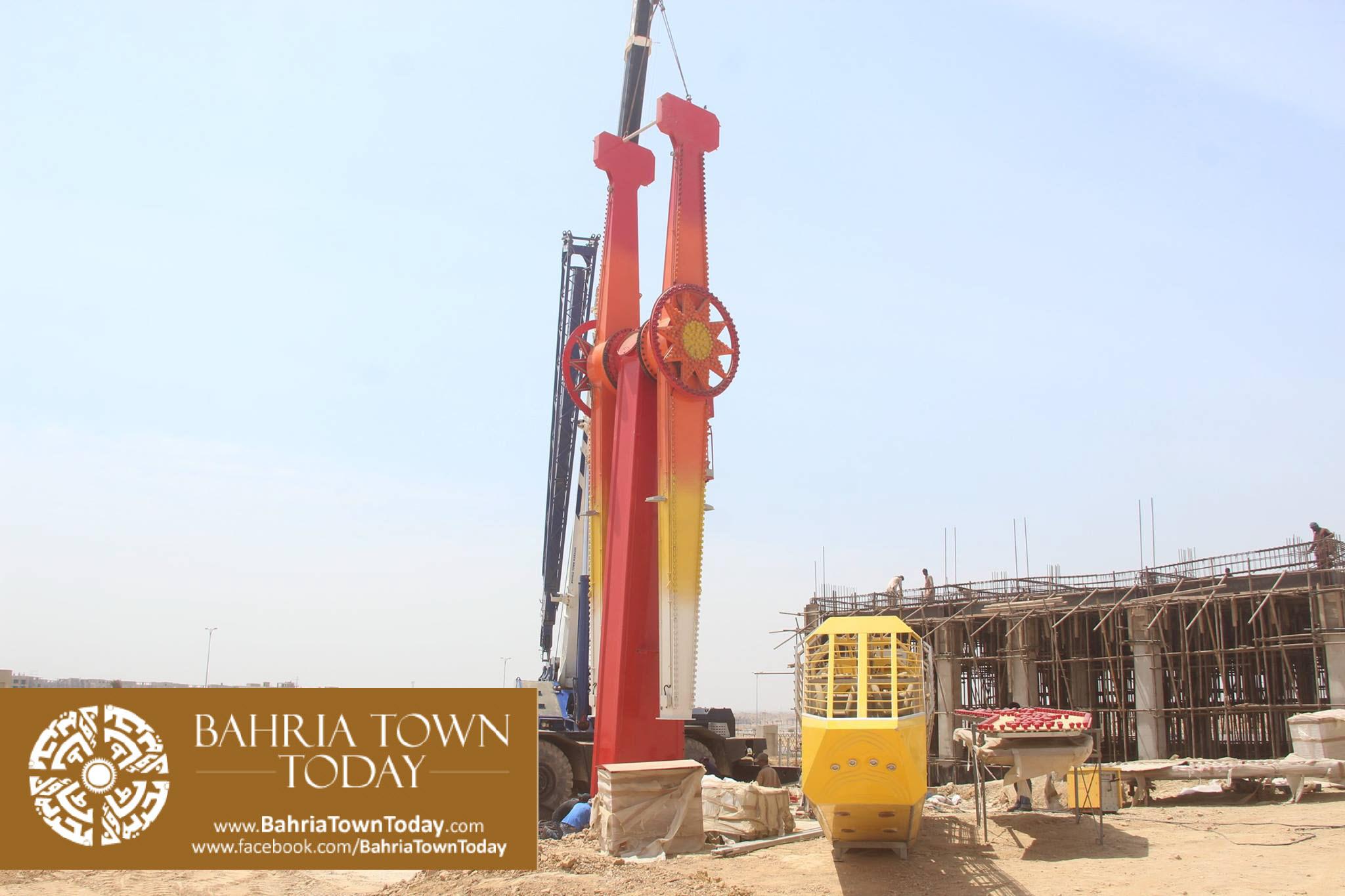 Bahria Adventura Theme Park Karachi Latest Progress Update – April 2016 (2)