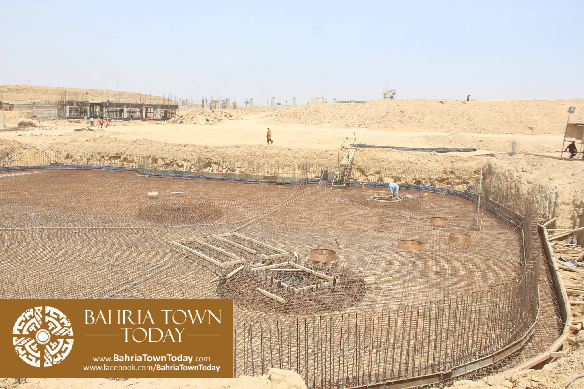 Bahria Adventura Theme Park Karachi Latest Progress Update – April 2016 (6)