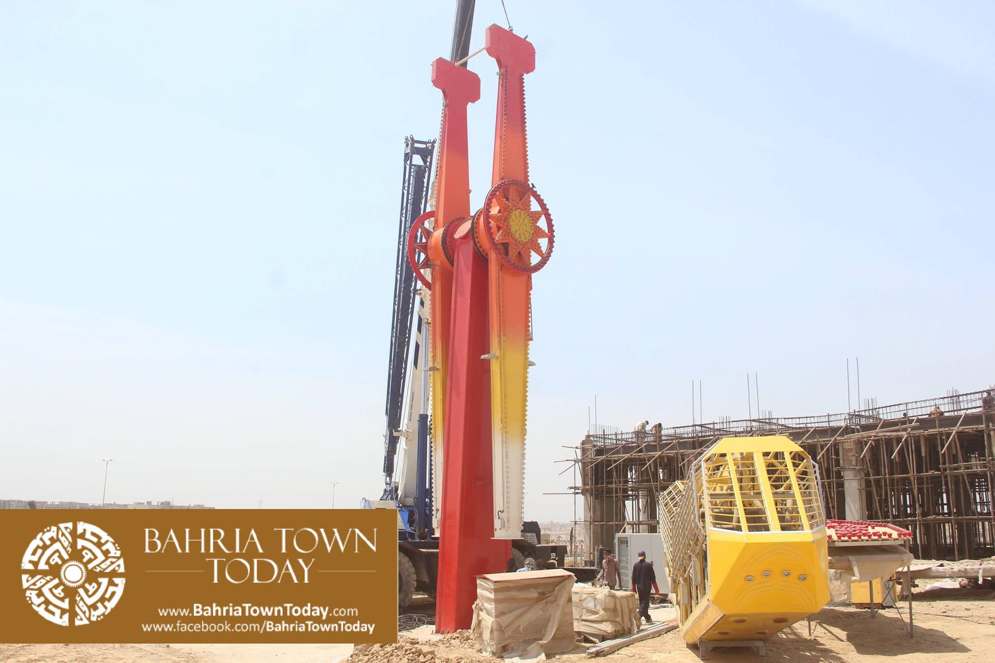 Bahria Adventura Theme Park Karachi Latest Progress Update – April 2016 (8)
