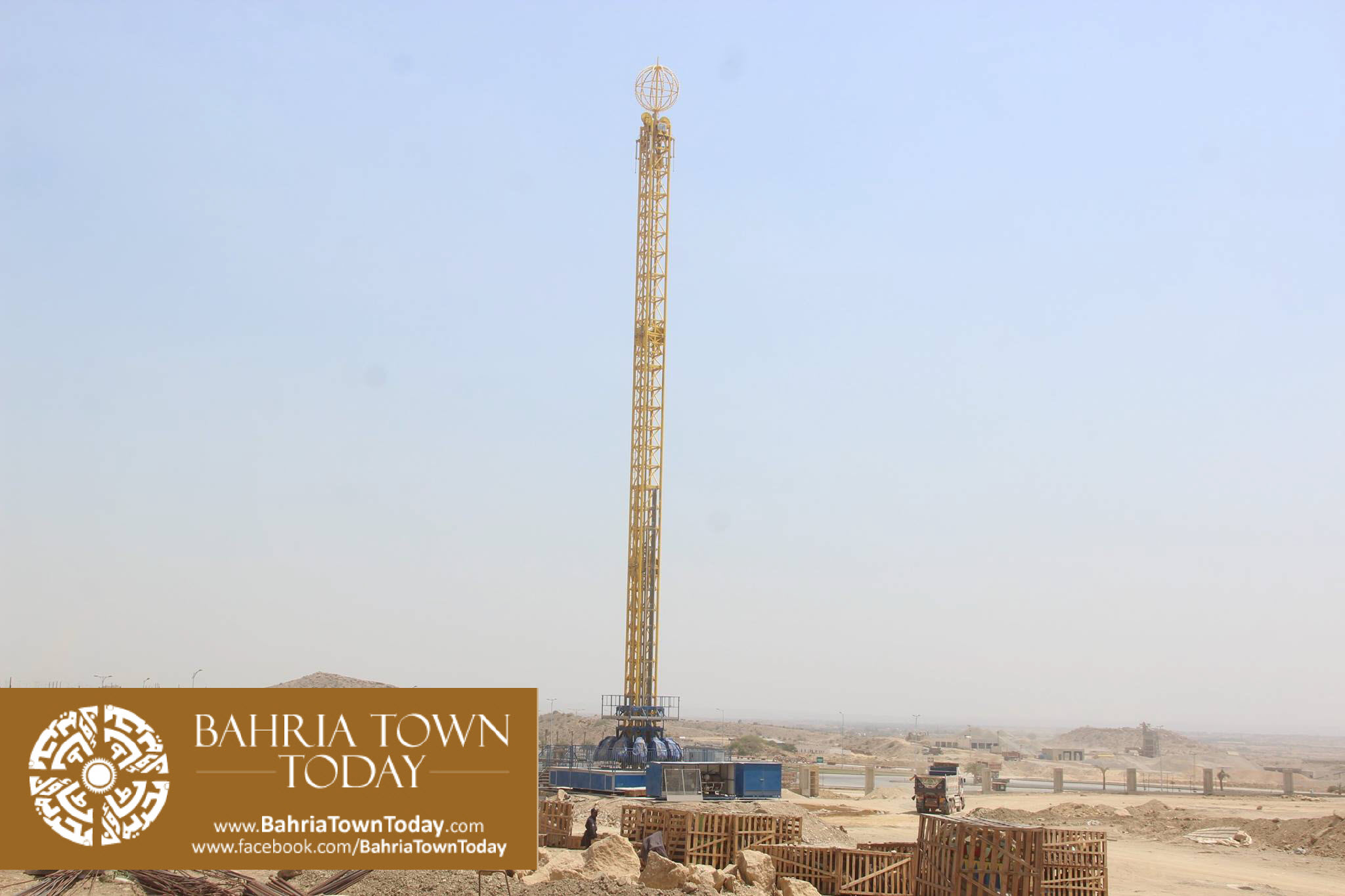 Bahria Adventura Theme Park Karachi Latest Progress Update – April 2016 (9)