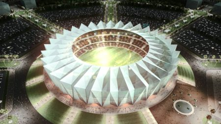 Bahria Town Karachi Unveils Design for Pakistan's Largest International Cricket Stadium (2)