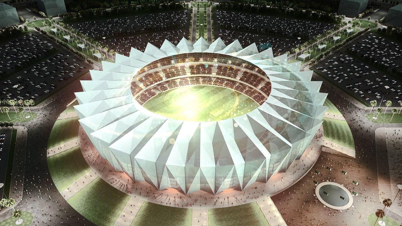 Bahria Town Karachi Unveils Design for Pakistan's Largest International Cricket Stadium (2)
