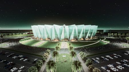 Bahria Town Karachi Unveils Design for Pakistan's Largest International Cricket Stadium (5)
