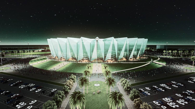 Bahria Town Karachi Unveils Design for Pakistan's Largest International Cricket Stadium (5)