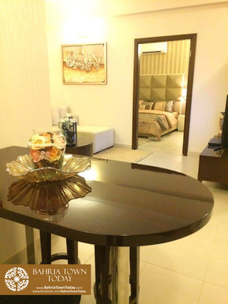 2 Bedroom Model Apartment - Bahria Town Karachi (8)