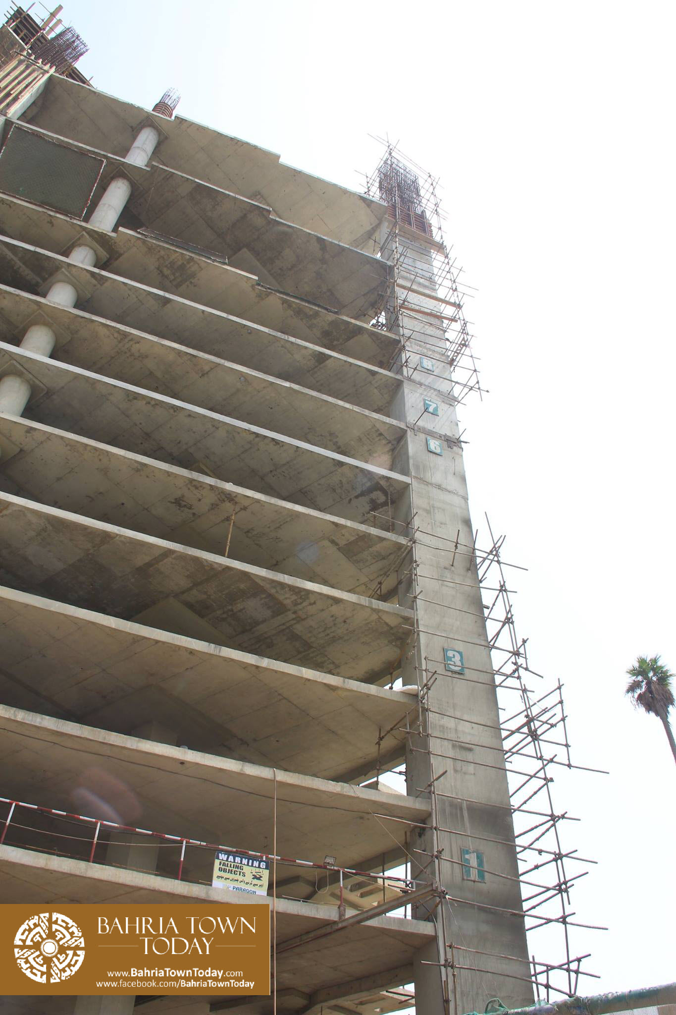 Site Construction – Hoshang Pearl Apartments Karachi.jpg (1)