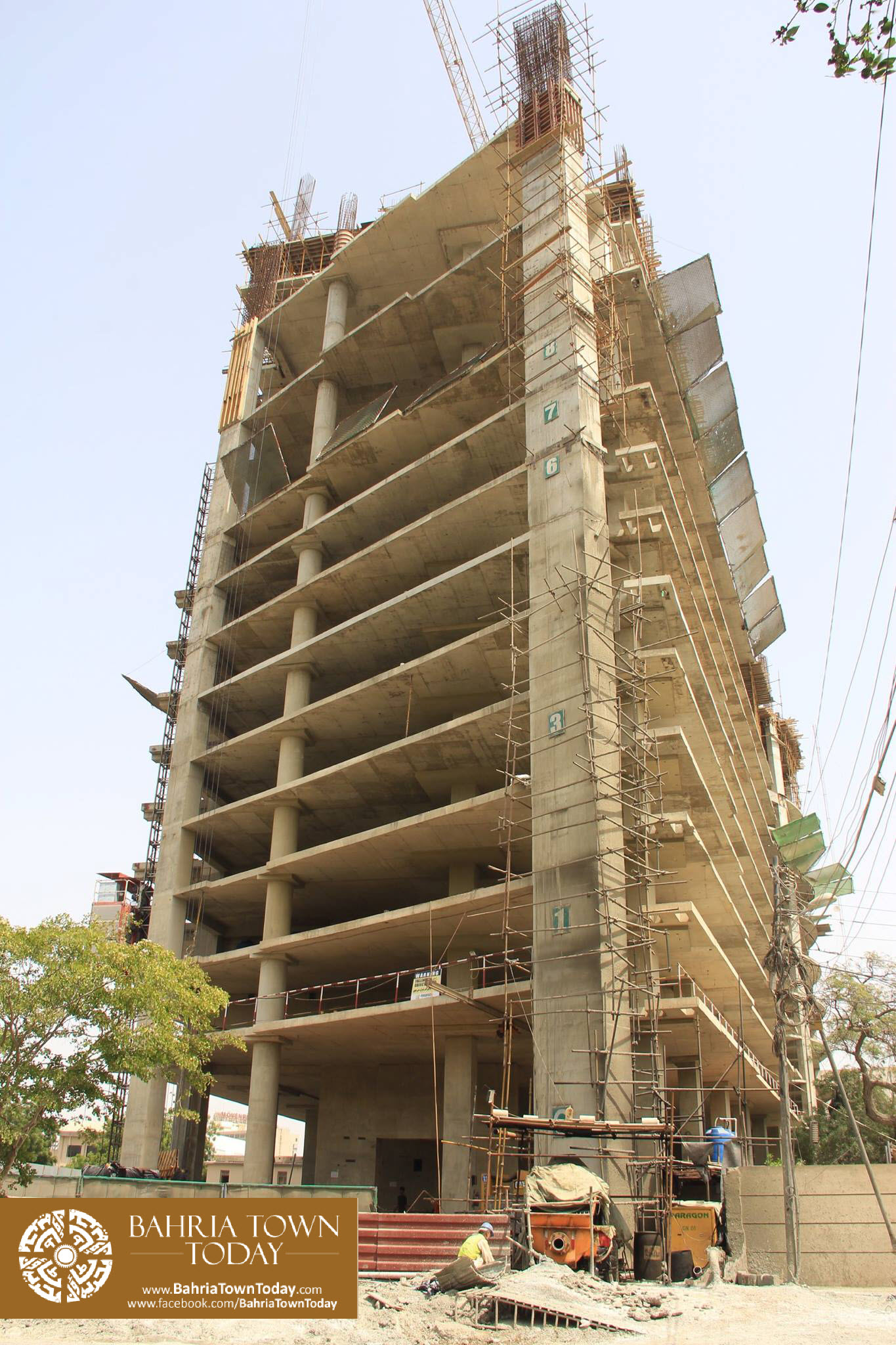 Site Construction – Hoshang Pearl Apartments Karachi.jpg (2)