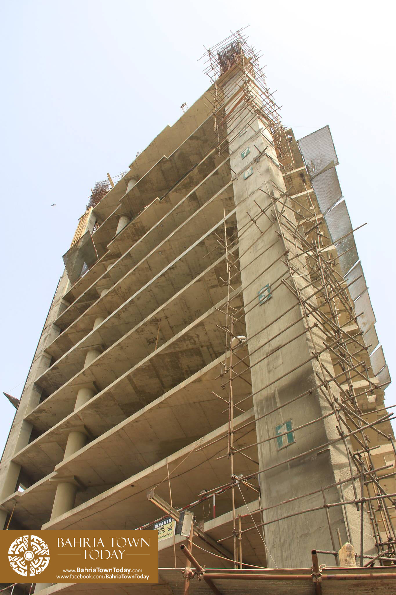 Site Construction – Hoshang Pearl Apartments Karachi.jpg (5)