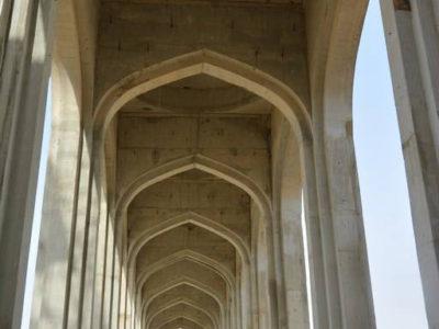 Grand Jamia Masjid Site Work Progress at Bahria Town Karachi – June 2016