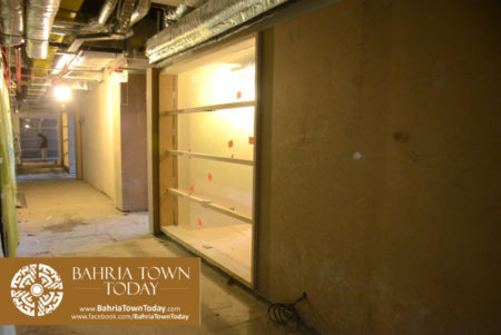 Interior Work in Progress at Bahria Town Icon Karachi (Office Tower) (18)