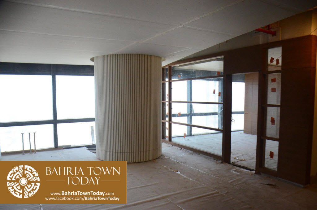 Interior Work in Progress at Bahria Town Icon Karachi (Office Tower) (21)