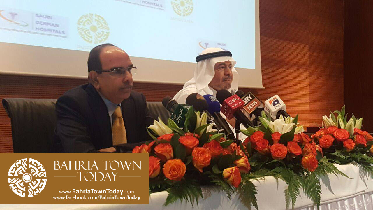 Bahria Town & Bait Al Batterjee Medical Company Sign Historical Collaboration Agreement (2)