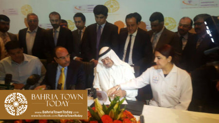 Bahria Town & Bait Al Batterjee Medical Company Sign Historical Collaboration Agreement (3)