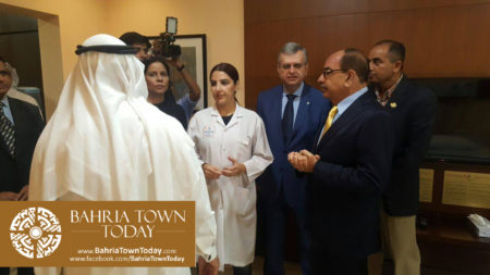 Bahria Town & Bait Al Batterjee Medical Company Sign Historical Collaboration Agreement (4)
