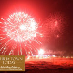 Grand Fireworks in Bahria Town Karachi – 9th September 2016