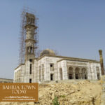 Development Updates of Jamia Masjid of Precinct 1 at Bahria Town Karachi – November 2016