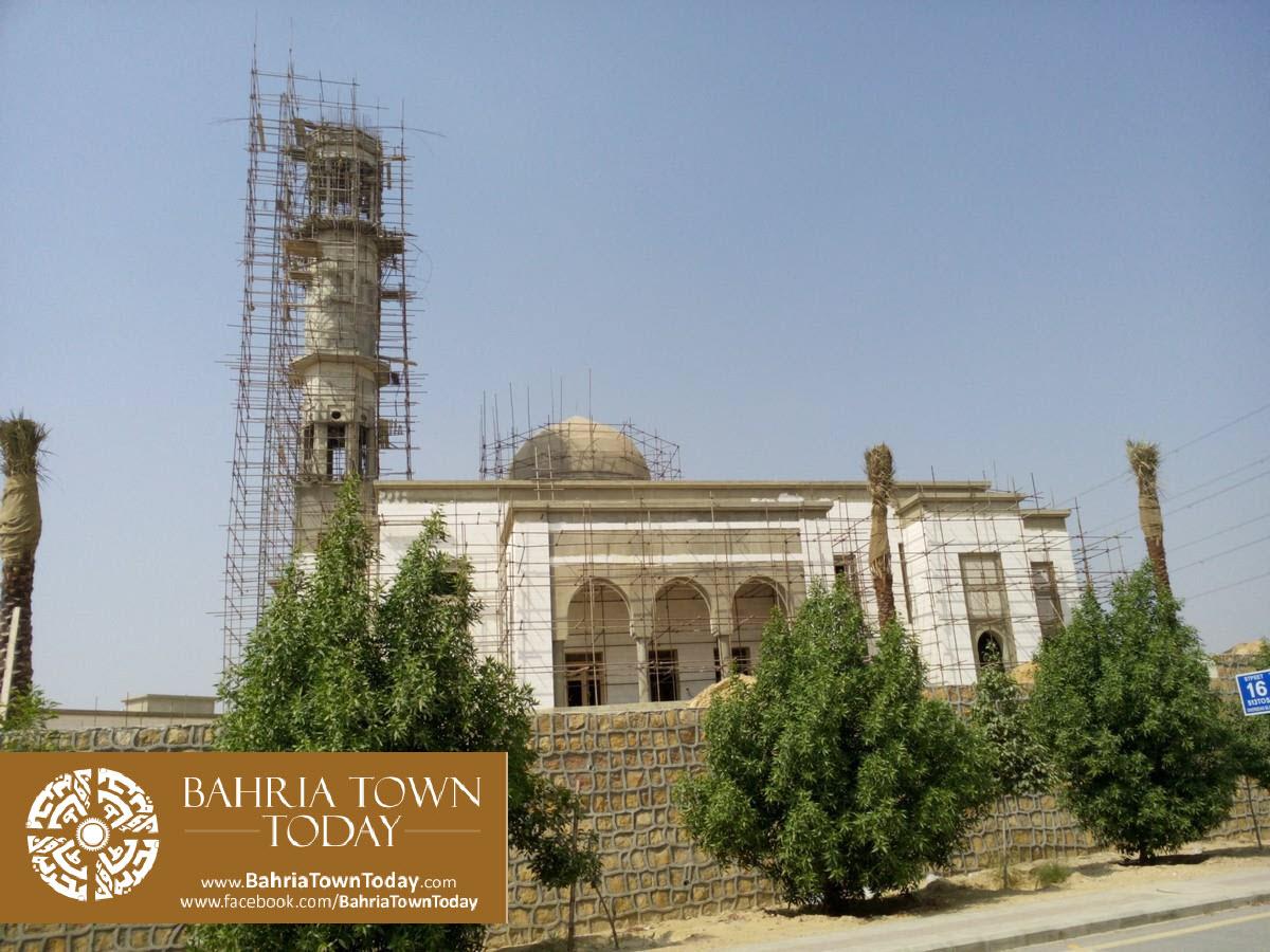 development-updates-of-jamia-masjid-of-precinct-1-at-bahria-town-karachi-november-2016-5