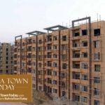 Bahria Apartments Karachi Latest Progress Update – November 2016