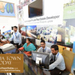 Bahria Town Karachi Sales & Marketing Office