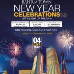 Bahria Town New Year Celebrations 2017