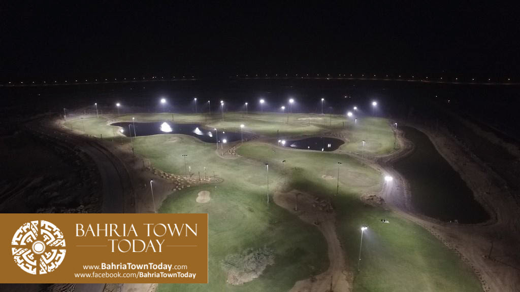 's First Ever 36 Hole PGA Standard Night Lit Golfing Facility in Bahria Golf City Karachi (2)
