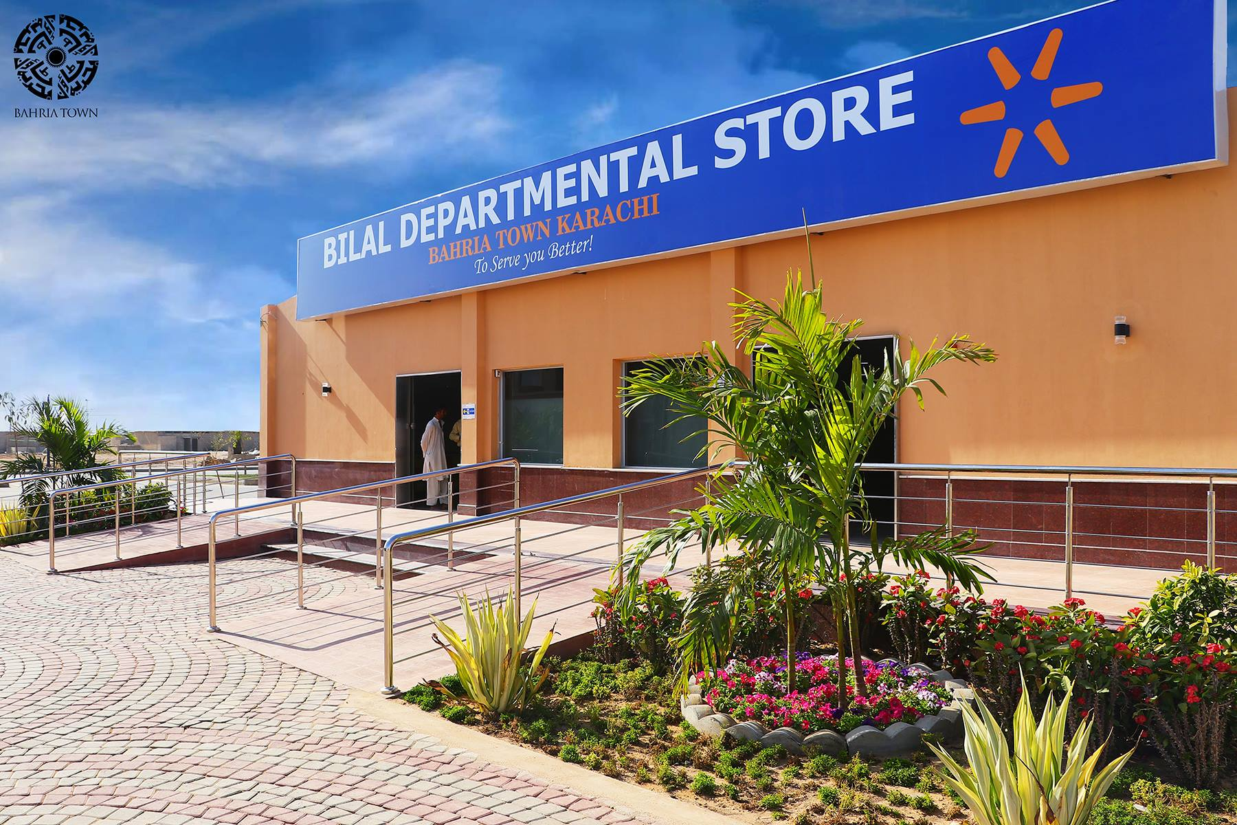 Bilal Departmental Store Opens at Bahria Town Karachi 01
