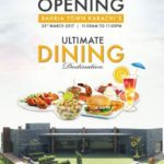 New Horizon Restaurant Opening in Bahria Town Karachi