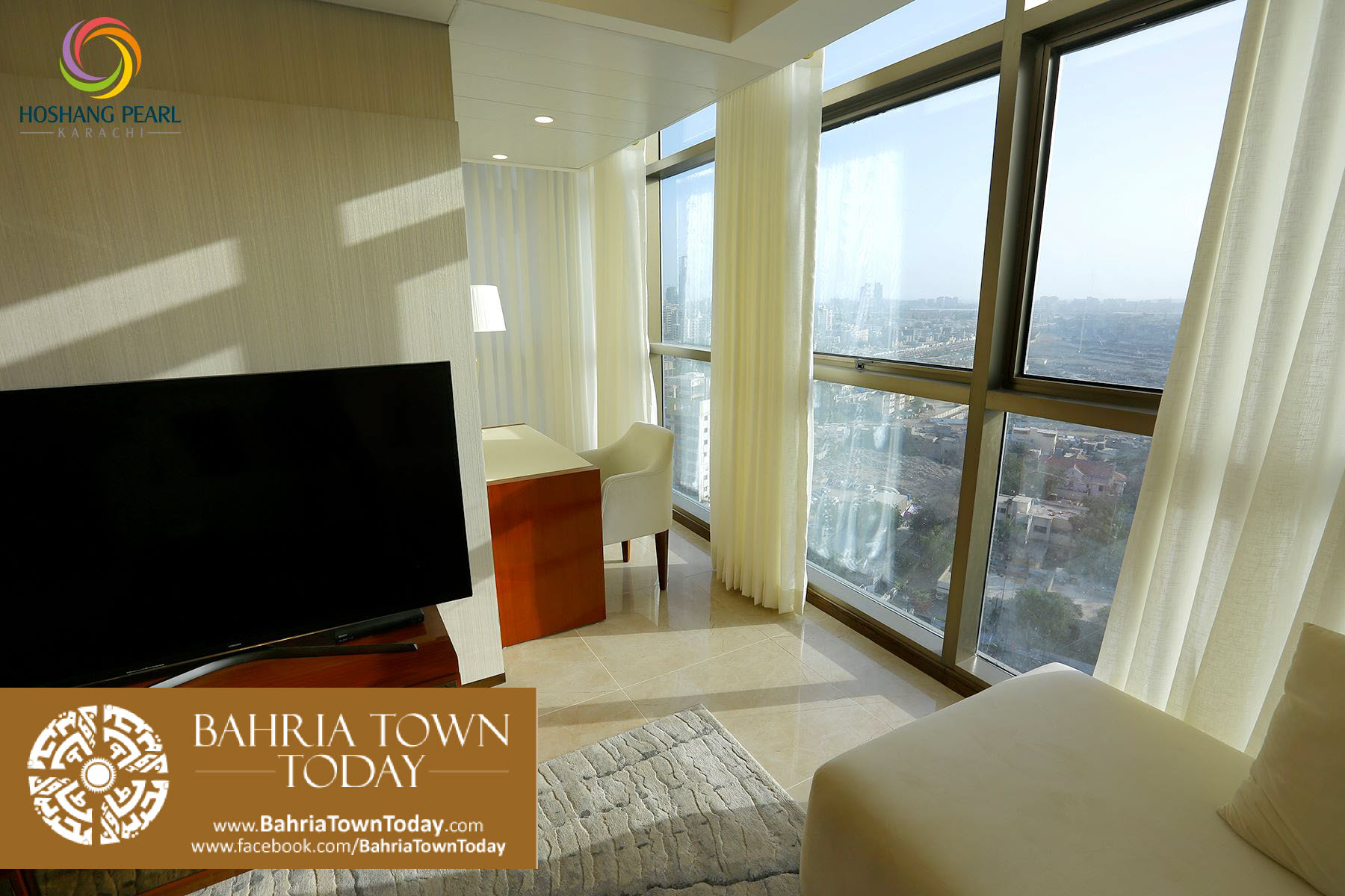 [Model Apartment] Hoshang Pearl Karachi (5)
