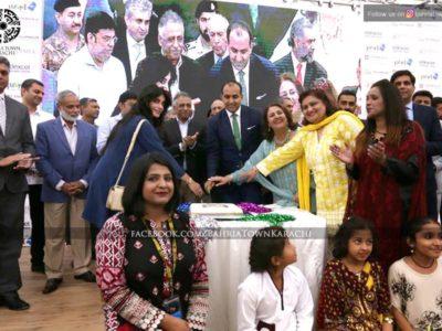 Governor Sindh Inaugurates Roots Millennium School Campus in Bahria Town Karachi