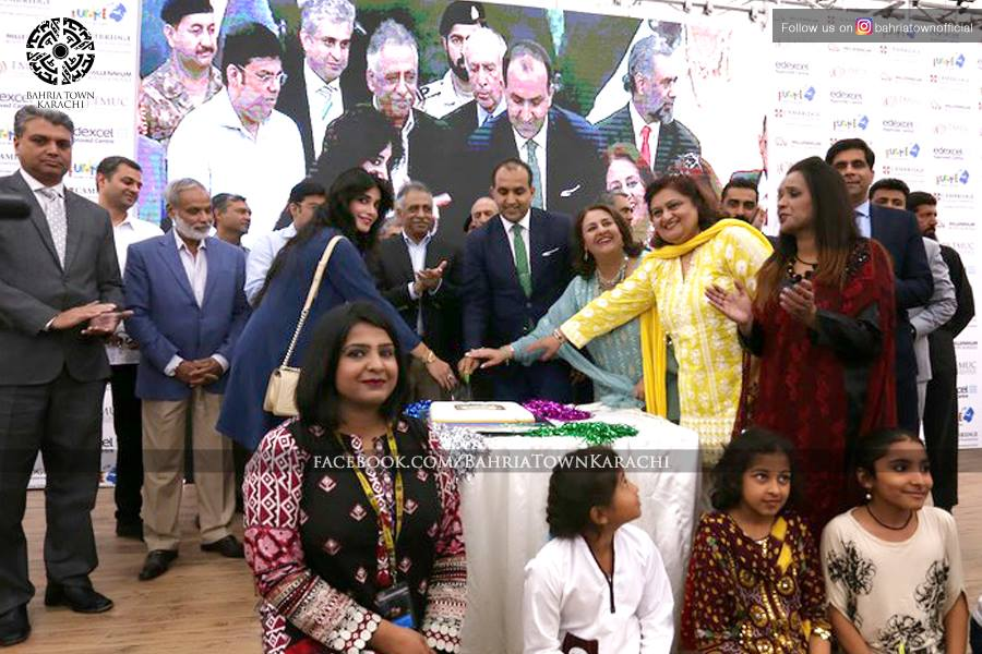 Governor Sindh Inaugurates Roots Millennium School Campus in Bahria Town Karachi (6)