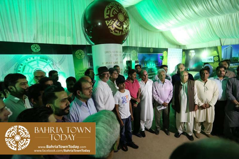 Rafi Cricket Stadium – Bahria Town Karachi (4)