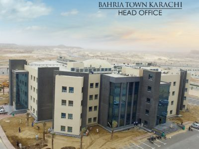 Bahria Town Karachi Head Office – Midway Commercial