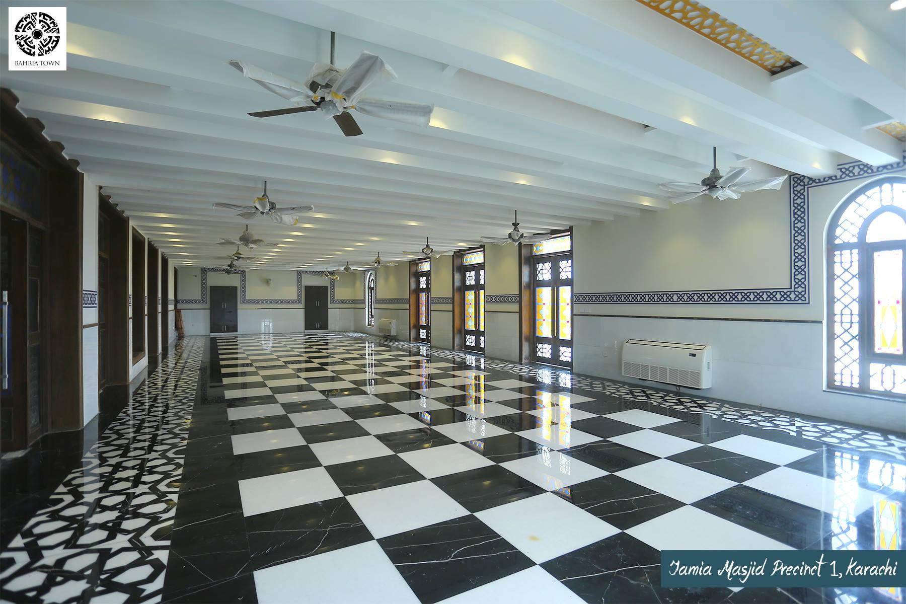 Jamia Masjid – Precinct 1 Bahria Town Karachi10