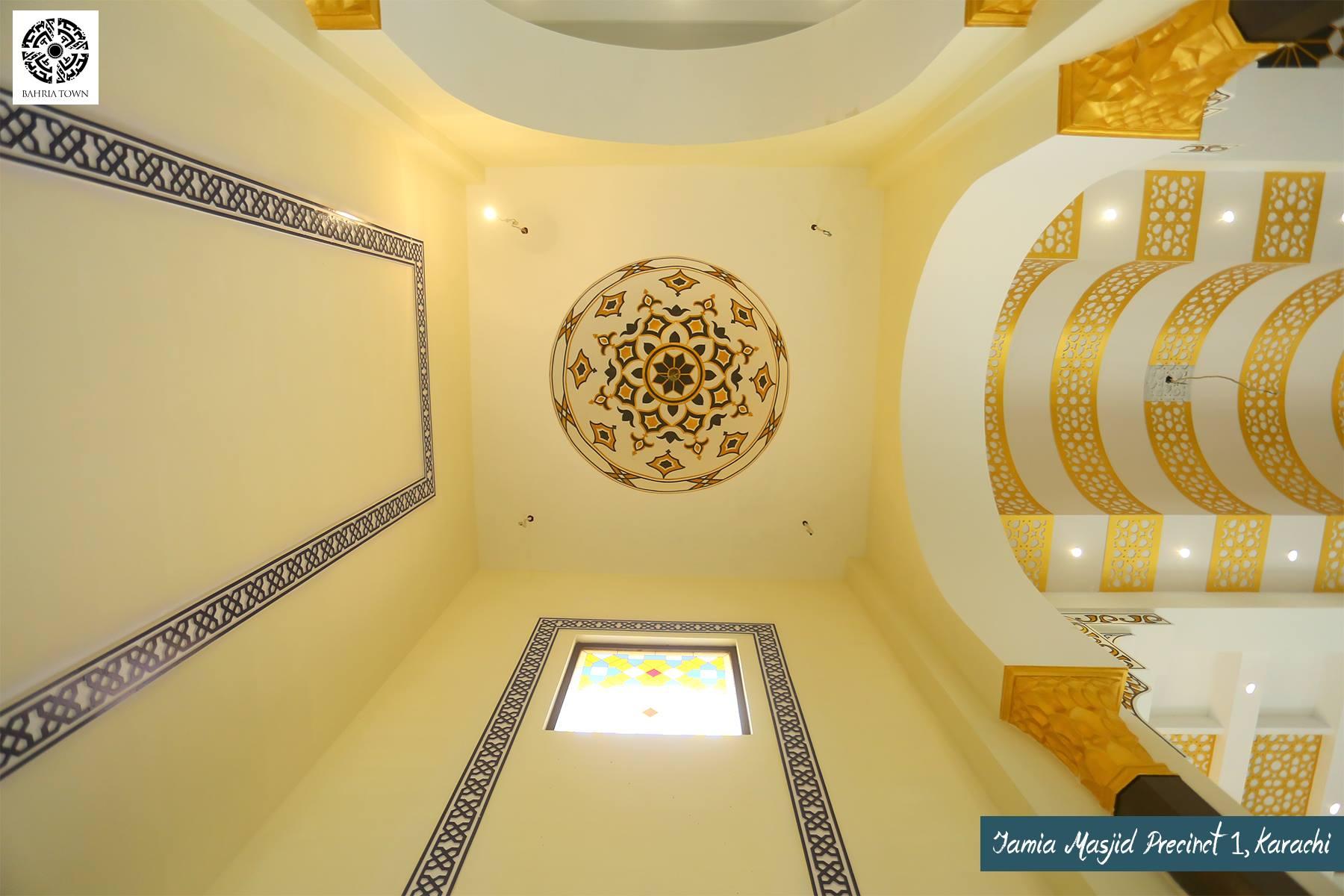 Jamia Masjid – Precinct 1 Bahria Town Karachi6