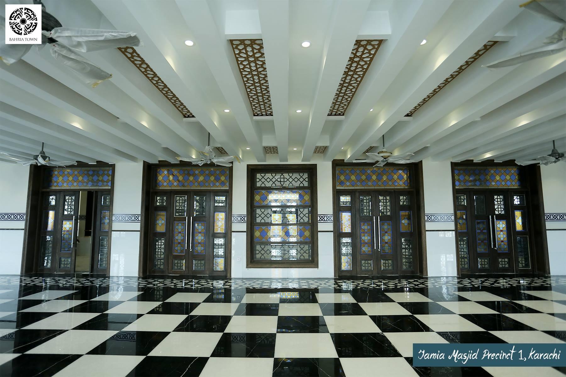 Jamia Masjid – Precinct 1 Bahria Town Karachi7